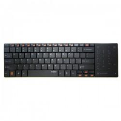کيبورد بيسيم رپو مدل Rapoo E9080 Wireless Keybaord با حروف فارسي