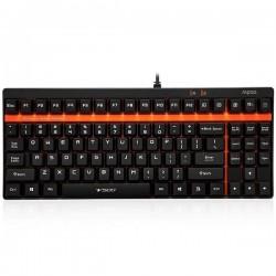 کيبورد مکانيکي مخصوص بازي رپو مدل Rapoo V500 Mechanical Gaming Keyboard