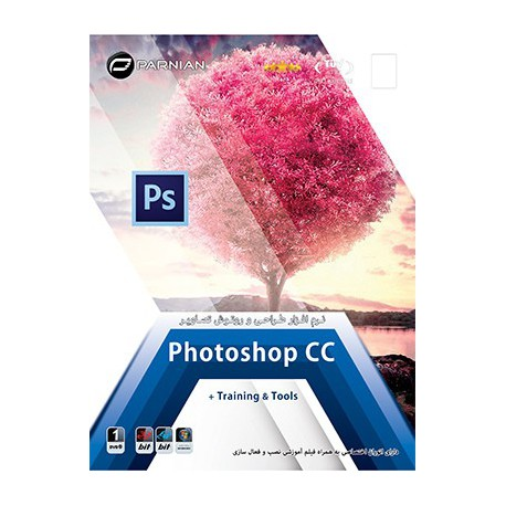 Photoshop CC 2015.1 + Training & Tools