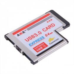 تبدیل PCMCIA EXPRESS به USB 3 ال شکل(۵۴ میلی متری)