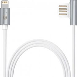 کابل شارژ اپل (لایتنینگ مخصوص iphon5.6.7) کج