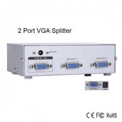 اسپلیتر ۱ به۲ پورت (VGA 250 MHZ)