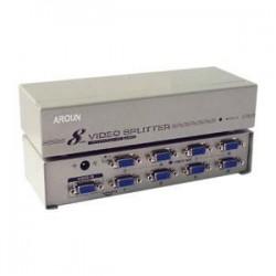 اسپلیتر ۱به ۸ پورت (VGA 350 MHZ)