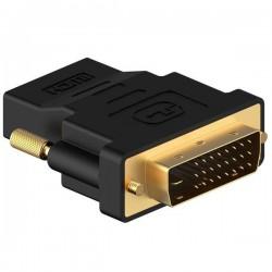 تبدیل DVI نری به HDMI ماده