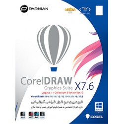 CorelDRAW X7.6 Update 1 + Collection & Vector
