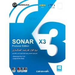 Cakewalk SONAR X3