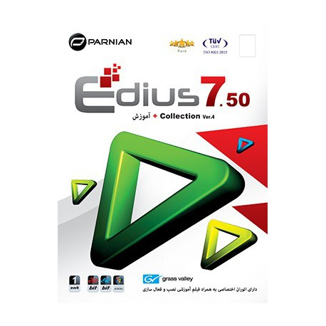 Edius Pro 7.50 + Collection