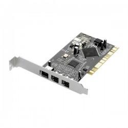 کارت PCI 1394 اینترنال چیپست TEXAS با سرعت 800 Mbps