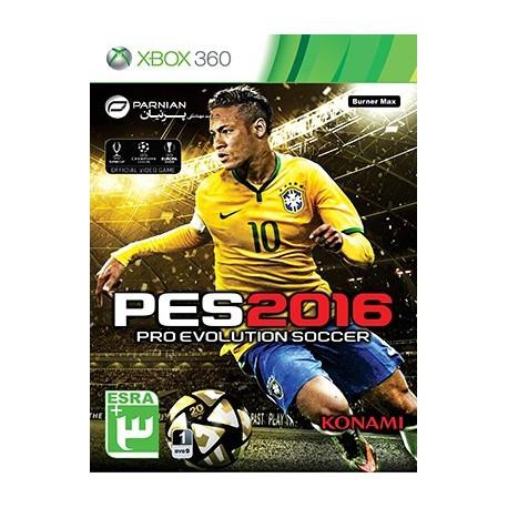 Pro Evolution Soccer 2016 XBOX
