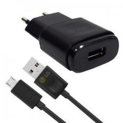 شارژر اصلی گوشی ال جی LG Travel Charger Adapter 1.8A