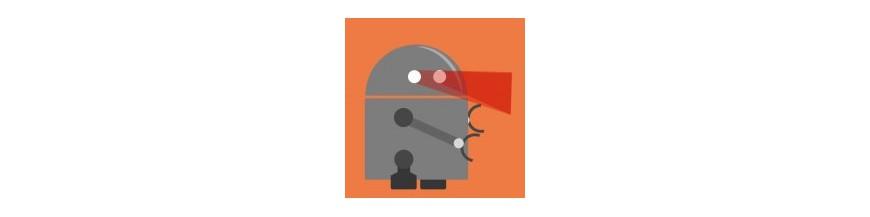 ربات های سنسور دار