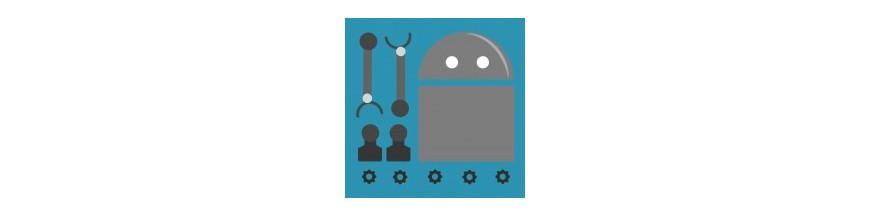 المان های سازه رباتیک