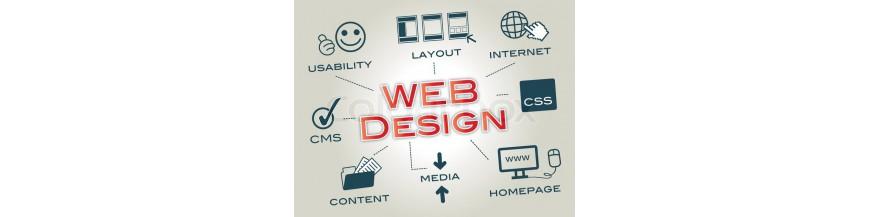 اينترنت، شبکه و طراحي وب